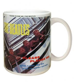 Beatles (The): Please Please Me - MUG (11oz) (Brand New In Box)